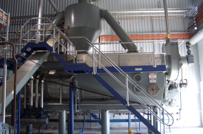 By-Products Rendering Plant