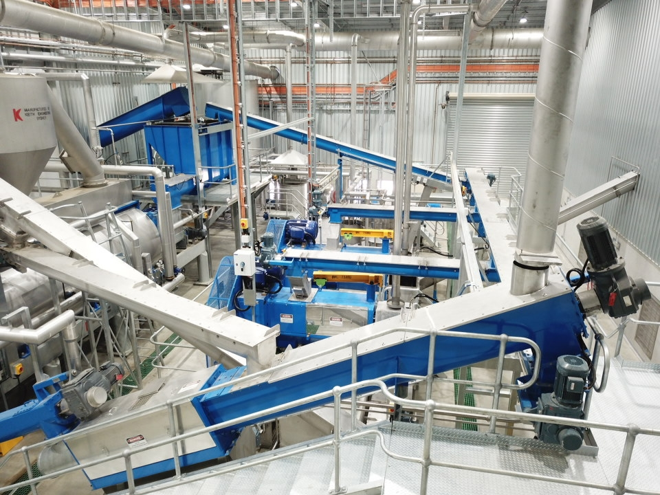 Continuous High Temp Rendering Plant (January 2020)